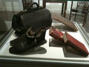 Arnold Bennett's Slippers